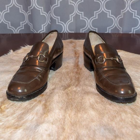 Gucci Shoes - Gucci horsebit loafers